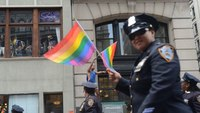 New NYPD recruitment drive is aimed at LGBTQ community