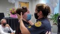 Fla. crash survivors reunite with paramedics, firefighters who saved them