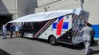 Jacksonville, Fla., hospital unveils city's largest trauma ambulance