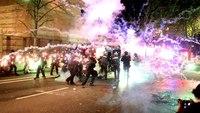 Portland police declare riot, make arrests on anniversary of George Floyd's death
