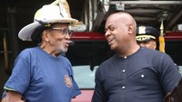 N.J. city honors city's first 3 Black firefighters, all veterans, as trailblazers
