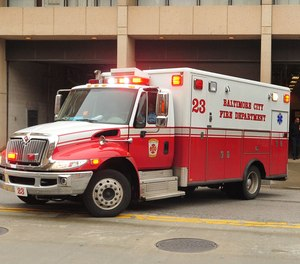 James Matz, the deputy chief for the department's emergency medical services, said the department is working on new programs to cut down on the time EMS units take to respond to relatively minor calls.