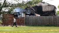Explosions, fire at multiple Pa. homes caused by homemade fireworks
