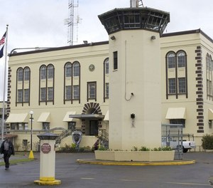 Oregon State Penitentiary in Salem is one of five correctional facilities in the state that does not have air conditioning.