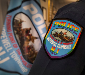 During the month of June, Pride Month, members of the Hopewell Township Police Department will be voluntarily wearing specialty patches on their uniforms in support of the LGBTQ+ community.