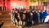 Cops resign en masse from Portland's crowd control unit after fellow officer indicted