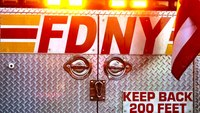 VIDEO: Bronx patient tries to force his way back into FDNY ambulance