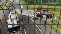 Watch: Fla. deputy saves teen from jumping off highway overpass