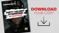 Digital Edition: Dirty Helmet Syndrome