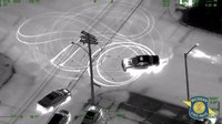 Watch: Drag racer leads Michigan State Police on wild pursuit