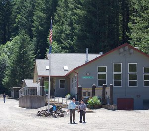 Inmates at South Fork Forest Camp have been fighting forest fires since the camp was first opened in 1951 as a joint project of the Oregon corrections and forestry departments.