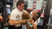 Police chief: Officer in viral fight video did 'exactly the right thing'