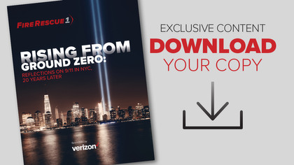 Rising from Ground Zero: Reflections on 9/11 in New York City, 20 Years Later (eBook)