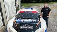 'I'm just like everybody else': N.C. deputy chasing NASCAR dream