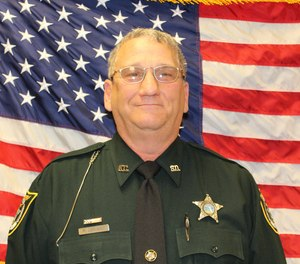 Paul Luciano was the first detention deputy to die in the line of duty in the history of the Flagler County Sheriff's Office.