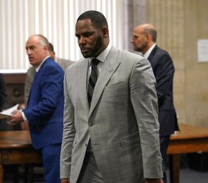 R. Kelly pleaded not guilty to a new indictment before Judge Lawrence Flood at Leighton Criminal Court Building in Chicago, on June 6, 2019.