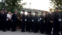 Community mourns R.I. assistant chiefgunned down off-duty