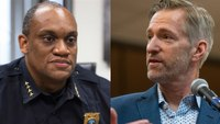 Portland mayor calls for funds to rehire retired police officers amid crime spike