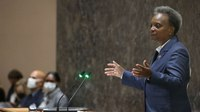 Chicago mayor unveils $16B budget plan with boost in police spending