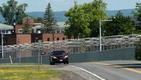 Inmate injures 2 officers at Central New York prison