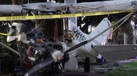 'I don't think they made it': 911 call reports plane crash