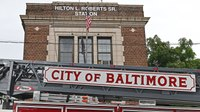 Baltimore City FD renames fire station in honor of pioneering Black firefighter