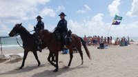 Police horses are here to stay — despite the rumors, Fla. city says
