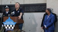Chicago FOP head threatens lawsuit over vaccine mandate. 'Bring it,' mayor says