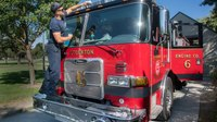 Calif. city awarded $6M FEMA grant to hire, buy aerial truck