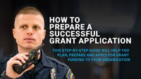 How to prepare a successful grant application