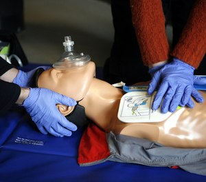Direct communications, leadership and crew resource management are all essential components within a cardiac arrest resuscitation, and there's no exception during the deployment of your mechanical compression device.