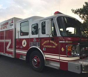 Independent Fire Company Number 1 in Maple Shade, N.J., has been suspended for 90 days and will not able to respond to calls.