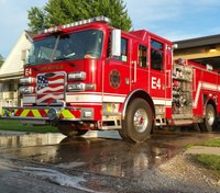 3 Ill. firefighters injured during house fire