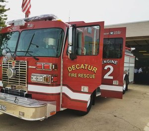 Councilman Charles Kirby accused Decatur Fire & Rescue on Friday of a