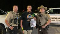 Police help man who spun tale get to Indiana from Alabama