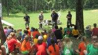 Va. 'Cop Camp' connects kids with law enforcement