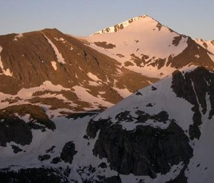 A couple was rescued after getting lost after a Jasper Peak hike that ended with a marriage proposal. (Photo/SummitPost.org)