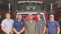 'Miracle Man' thanks Maine first responders for saving his life