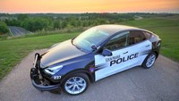 This Minn. police department is likely first in state to have a Tesla