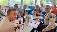 NC troopers take stranded elderly woman to lunch