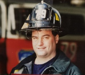 Firefighter Kevin Nolan was part of the rescue and recovery effort following the Sept. 11, 2001 terror attacks. (Photo/FDNY)