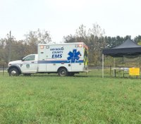 Nonemergency ambulance reduces 911 calls in NC county