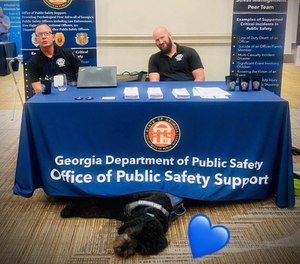 A law passed in 2018 created theGeorgia Office of Public Safety Support, run through the stateDepartment of Public Safety, to offer formalized peer counseling to the state's first responders.