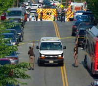 Video: Gunman opens fire at congressional baseball practice