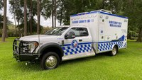 Texas' new ESD-11 receives first of 40 hybrid rigs
