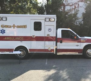 Gold Cross will provide eight ambulances around the clock staffed by at least an advanced EMT while Augusta Fire Department will provide three with similar staffing. (Photo/Gold Cross EMS)