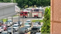 Okla. FFs show support for fellow FF hospitalized with COVID-19