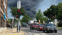 Wis. firefighters injured battling blaze that nearly 'drained the city water system'