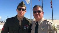 Marine killed in Afghanistan was son of two Calif. deputies