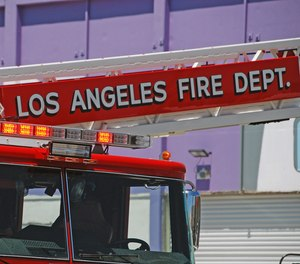 LAFD Battalion Chief Kris Larson, president of the Los Angeles Women in the Fire Service, told the LAFD's Board of Fire Commissioners that female firefighters refuse to file complaints because the LAFD is